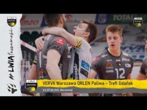 Read more about the article Od 0:2 do tie-breaka, czyli zacięta walka w drugim ćwierćfinale PlusLigi | Trefl Gdańsk