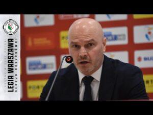 Konferencja prasowa po meczu Legia – King | Legia Warszawa Koszykówka