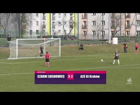 Czarni Sosnowiec – AZS UJ Kraków rzuty karne (28.03.2021)