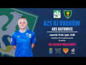 Ekstraliga AZS UJ Kraków – GKS Katowice