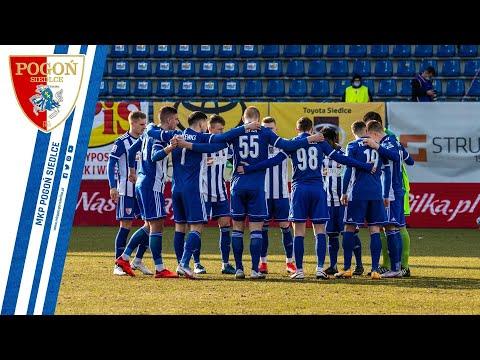 Tak blisko, a tak daleko… | Kulisy meczu Pogoń Siedlce – GKS Katowice