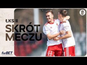 Read more about the article ŁKS II Łódź – Omega Kleszczów 4:3 | SKRÓT MECZU