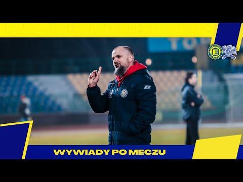 Trener Maciej Kalkowski po meczu ze Świtem Skolwin