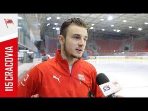 Read more about the article Łukasz Kamiński po meczu z JKH GKS Jastrzębie (30.03.2021)