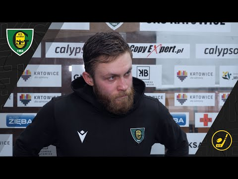 Bartosz Fraszko po meczu GKS Katowice – GKS Tychy 1:4 (30 03 2021)