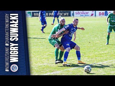 Bramka | Wigry Suwałki 0:1 (0:0) Górnik Polkowice