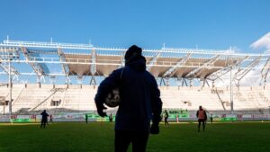 Read more about the article Przygotowania do meczu z Sandecją Nowy Sącz