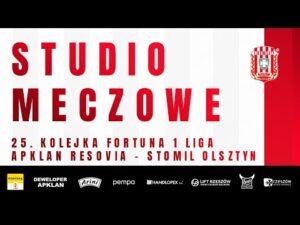Read more about the article STUDIO MECZOWE 🎥⚪🔴 Apklan Resovia – Stomil Olsztyn