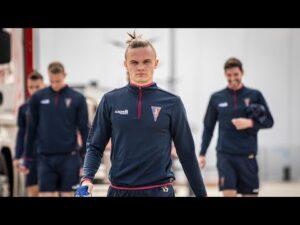 Read more about the article Trzy dni do Warty – Hubert i Benedikt trenują z drużyną