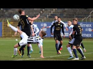 2021-04-03 Stomil Olsztyn – Sandecja 0-5 (0-3), skrót meczu