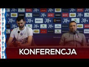 Konferencja prasowa po meczu Podbeskidzie – Wisła Kraków