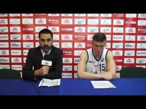 Read more about the article Konferencja prasowa po meczu King Szczecin – Legia Warszawa 88:81
