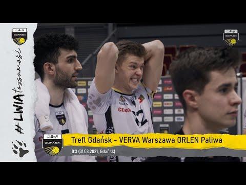 Kulisy trzeciego ćwierćfinału z warszawianami | Trefl Gdańsk