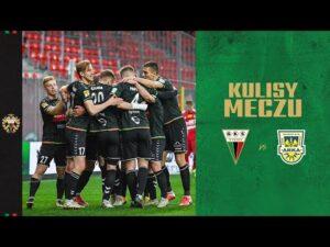 Read more about the article 23. kolejka Fortuna1Liga: Kulisy meczu GKS Tychy – Arka Gdynia 1:0