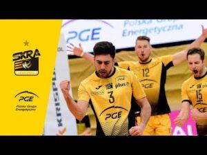 Read more about the article Kulisy wielkiego meczu PGE Skry z Grupą Azoty ZAKSA! Nareszcie zwycięstwo!