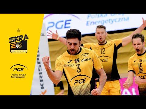 Kulisy wielkiego meczu PGE Skry z Grupą Azoty ZAKSA! Nareszcie zwycięstwo!