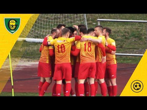 Skrót meczu Znicz Pruszków – GKS Katowice 1:0 (8 04 2021)