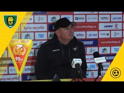 Opinie po meczu Znicz Pruszków – GKS Katowice 1:0 (8 04 2021)