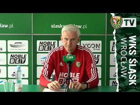 Konferencja prasowa przed meczem Śląsk – Lechia