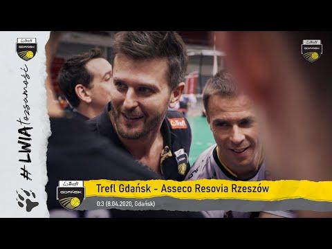 Ostatni mecz #gdańskichlwów w sezonie 2020/2021 | Trefl Gdańsk