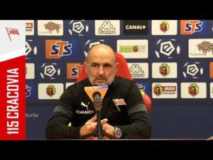 Read more about the article Trener Michał Probierz po meczu z Jagiellonią Białystok (09.04.2021)