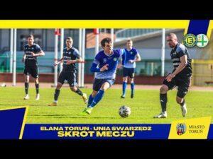 Read more about the article Skrót meczu | Elana Toruń – KP Starogard Gdański
