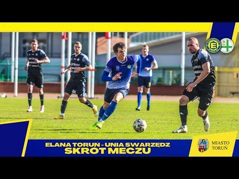 Skrót meczu | Elana Toruń – KP Starogard Gdański