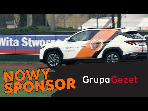 Grupa Gezet Hyundai nowym Sponsorem klubu