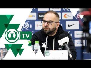 Read more about the article Piotr Tworek po meczu Warta Poznań – Stal Mielec