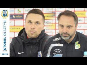 Read more about the article Konferencja po meczu GKS Bełchatów – Stomil Olszyn 2:3 (10.04.2021 r.)