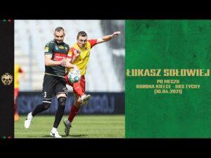 24. kolejka Fortuna1Liga: Opinia Łukasza Sołowieja po meczu Korona Kielce – GKS Tychy 1:0
