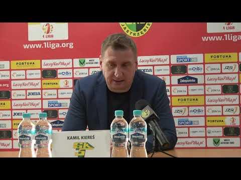 Konferencja prasowa po meczu GKS Jastrzębie – Górnik Łęczna