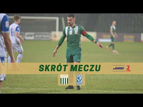 Skrót Olimpia Grudziądz – Lech II Poznań