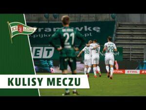 Mecz przyjaźni na remis. Kulisy rywalizacji ze Śląskiem Wrocław | #ŚLĄLGD