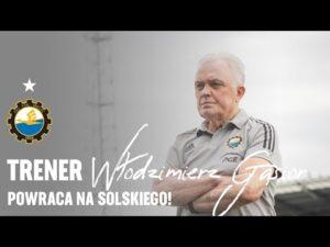 Read more about the article TV Stal: Trener Włodzimierz Gąsior powraca na Solskiego!