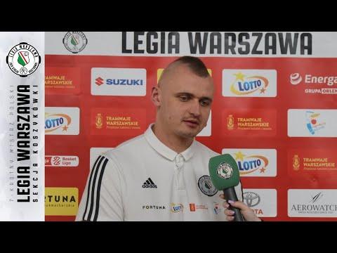 P(L)AY🏀FF 2021! 👊| Raport z treningu: Przed meczem z Arged BMSlam Stalą | Legia Warszawa Koszykówka