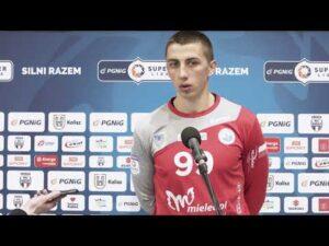 Read more about the article Witkowski: Kalisz nie pozwolił się dogonić