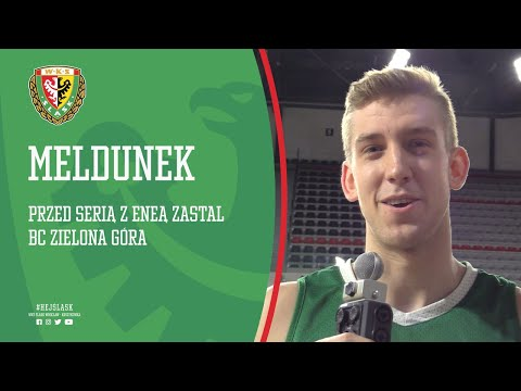 Meldunek przed serią z Eneą Zastal BC Zielona Góra