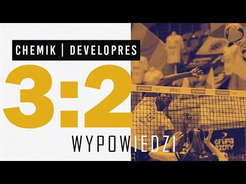 Chemik – Developres 3:2 [Łukasik&Stencel]