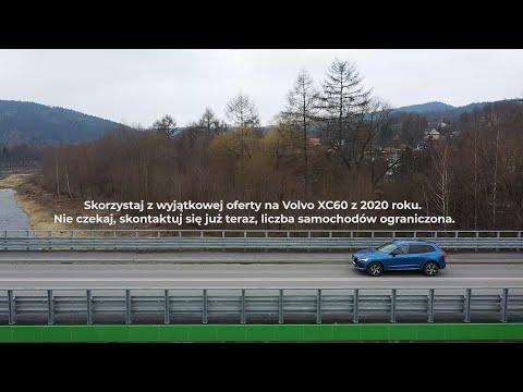 Twoje wymarzone Volvo XC60 już na Ciebie czeka