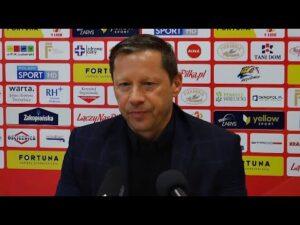 Read more about the article Konferencja prasowa po meczu Puszcza Niepołomice – Radomiak Radom 0:4 [RADOMIAK.TV]