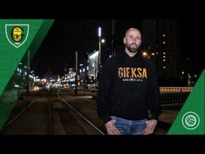 Trener Grzegorz Słaby: Chcemy wciąż dawać satysfakcję (14 04 2021)