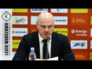P(L)AY🏀FF 2021 | Konferencja prasowa po meczu Legia – King (99:91) | Legia Warszawa Koszykówka