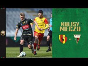 24. kolejka Fortuna1Liga: Kulisy meczu Korona Kielce – GKS Tychy 1:0
