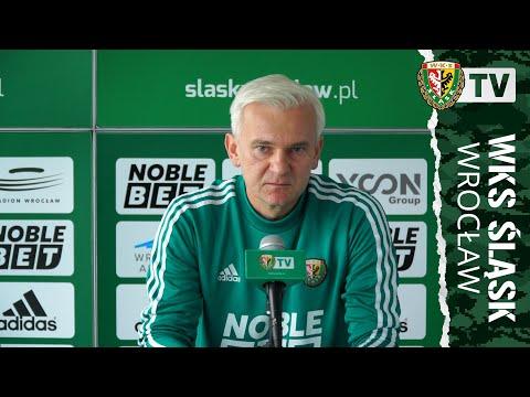 Konferencja prasowa przed meczem Górnik – Śląsk