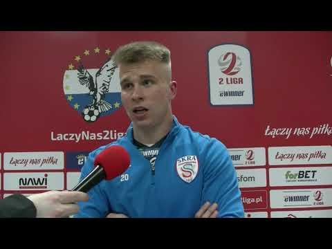 Damian Warnecki po meczu z Sokołem Ostróda | 14.04.2021