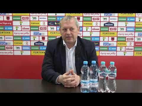 Sadczuk: jesteśmy bardzo zadowoleni z dotychczasowej współpracy z trenerem