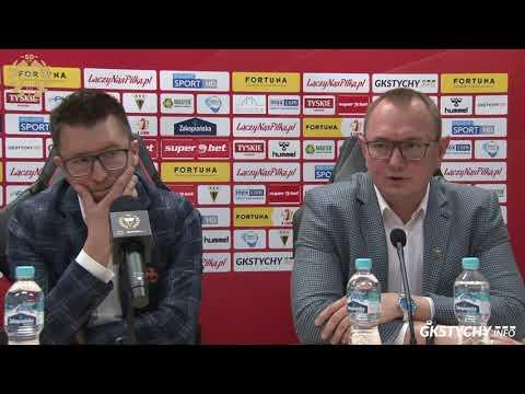 Konferencja prasowa przed 50. urodzinami klubu