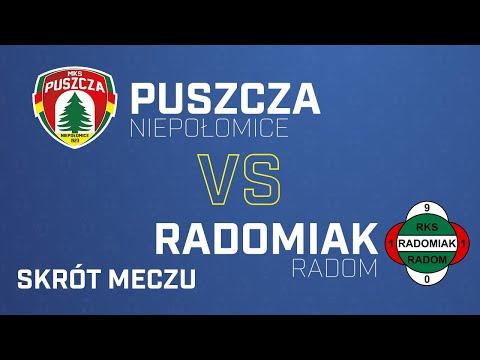[Skrót] Puszcza Radomiak 0-4 | PUSZCZA TV