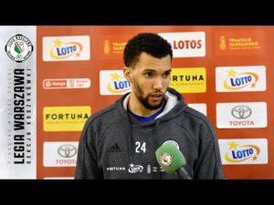 P(L)AY🏀FF 2021  Legia – King: Pomeczowe opinie   Legia Warszawa Koszykówka